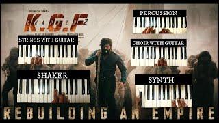 KGF Chapter 2 Teaser Bgm breakdown by Rahul.R | Yash | Sanjay Dutt | Prashanth Neel | Ravi Basrur