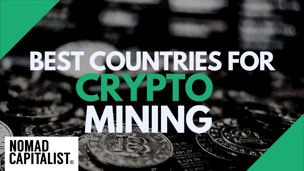best countries for bitcoin mining