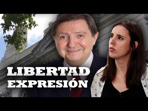 Irene Montero contra Jiménez Losantos: ¿Por qué ha sido absuelto?