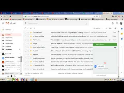 Para Chatear En Gmail