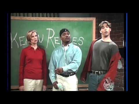 MADtv  Keanu Reeves School Of Acting wMo Collins, Aries Spears, and Andrew Bowen