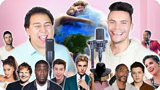 """Download Lil Dicky - """"Earth"""" Impersonation Cover (LIVE ONE-TAKE!)"""