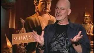Http://www.mannythemovieguy.comdirector rob cohen talks about the mummy tomb of dragon emperor