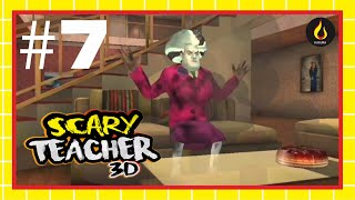 [GAME] Selamat Ulang Tahun Miss T, Duaaar! | Scary Teacher 3D Indonesia