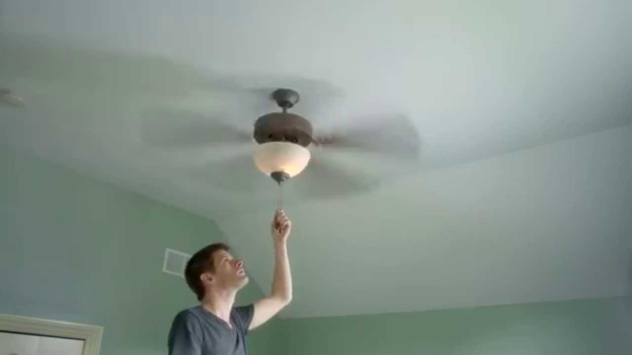 Home Energy 101 Turn Off Ceiling Fans Youtube