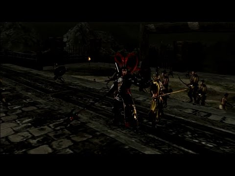 Dynasty Warriors 7: XL - Legend Mode - Battle of Jieqiao (Hard)