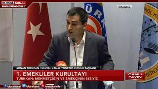 Adnan Türkkan: Mehmetçiğin ve emekçinin sesiyiz