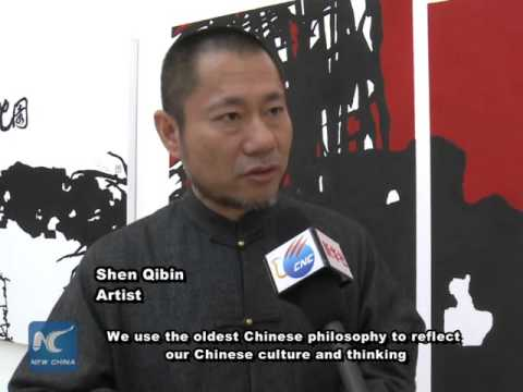 Chinese contemporary art staged in London Saatchi Gallery