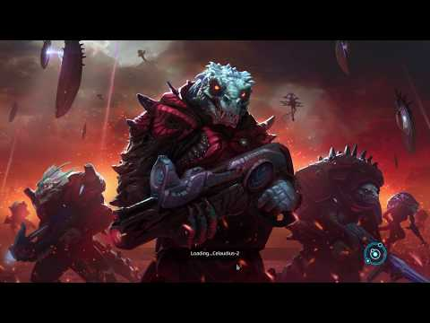 Age of Wonders Planetfall - Invasion Gameplay (Lets play it While Tipsy) |