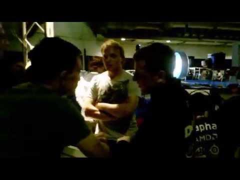 ESWC 2008 Quake Masters of Paris - Group Stage Impressions