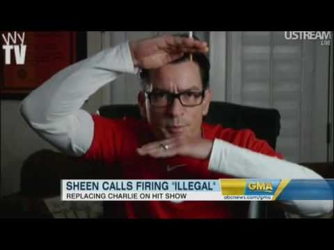 Charlie Sheen Calls Former CoStar Jon Cryer a Traitor 03.09.11