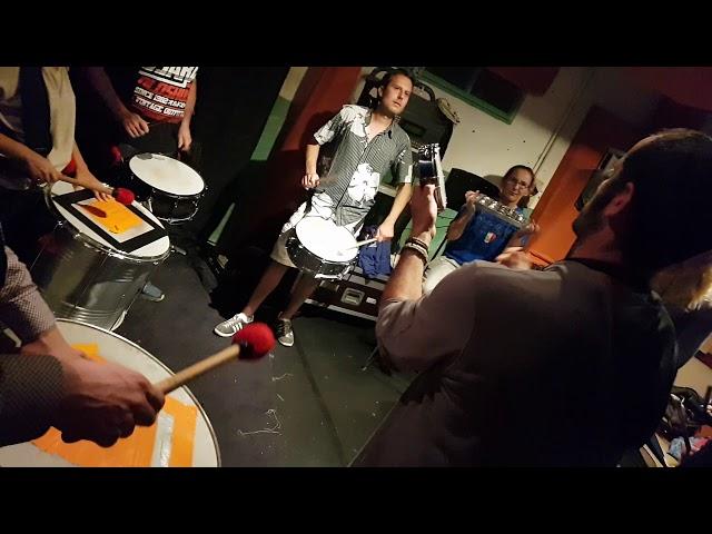 Break 8 - Samba - Surdos