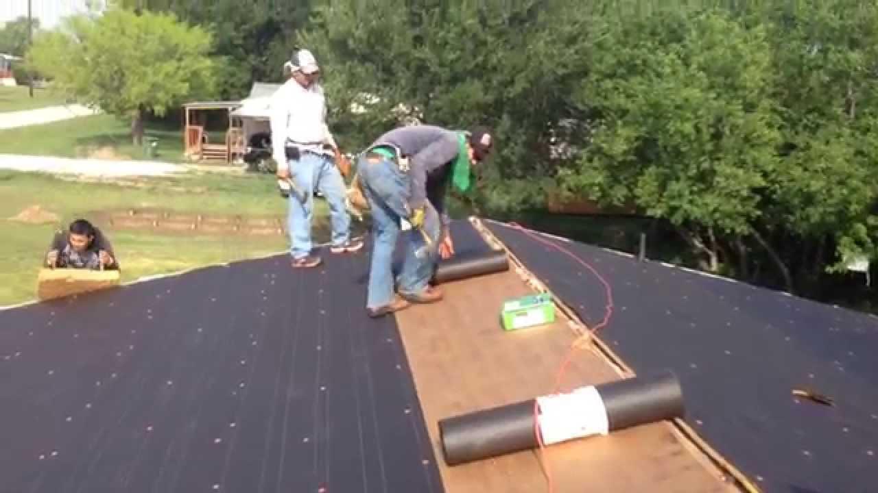 Eric Rogers Roofing Amp Hail Damage Restoration 2014