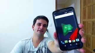 Gravar Gameplays com o aplicativo Play Games no android