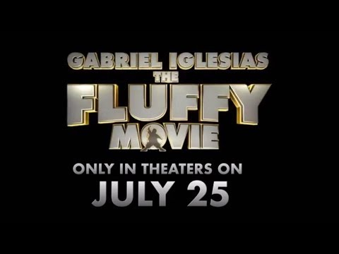 The FLUFFY Movie - NEW RELEASE DATE! In Theaters JULY 25th