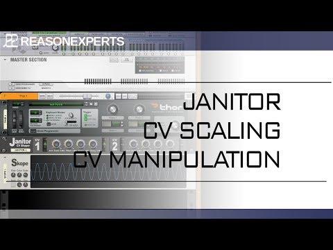 Janitor CV Scaling and Manipulation | ReasonExperts