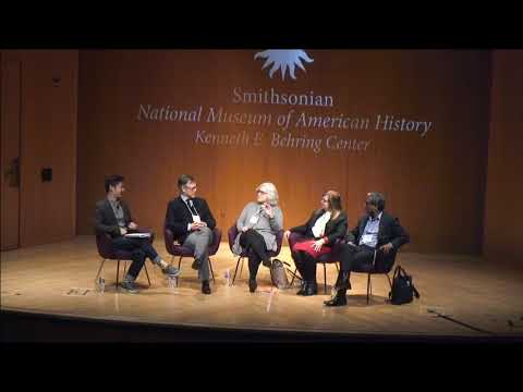 Smithsonian Food History Weekend 2017: Roundtables Session 1