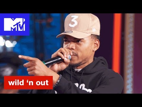 'Chance the Rapper & Nick Cannon Face Off In An Epic Battle'  Sneak Peek  Wild 'N Out  MTV