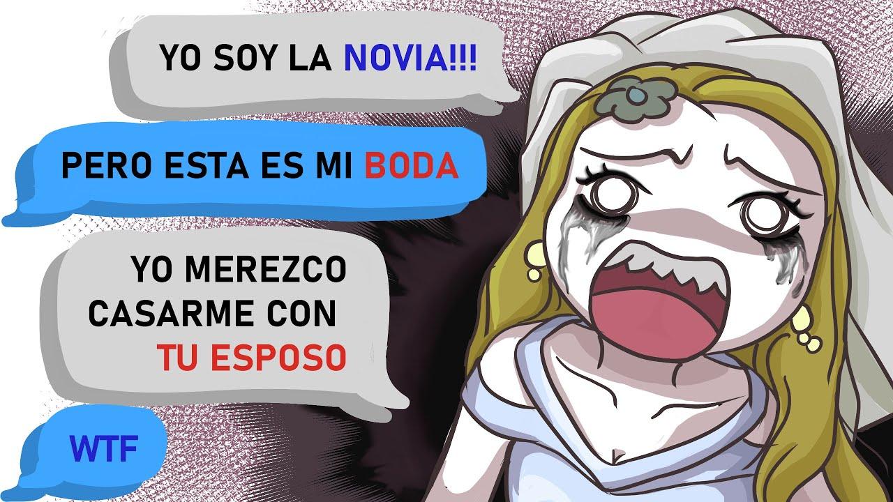 Karen loca se roba mi matrimonio | Madres con Derechos | Historias de Reddit en Español | Animado