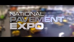 National Pavement Expo: The Pavement Event of the Year