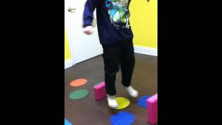 Coordination Exercises for Autism