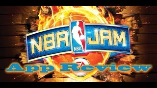 NBA JAM by EA SPORTS- Review (iPhone/iPad/iOS)