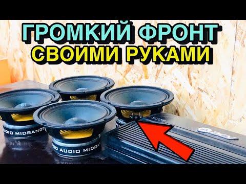 ГРОМКИЙ БЮДЖЕТНЫЙ ФРОНТ / МУЗЫКА В ВАЗ 2110 / НАВСЕБАБКИ