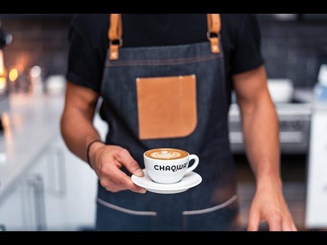 #3 Hvordan lage Rosetta i kaffen - By CHAQWA