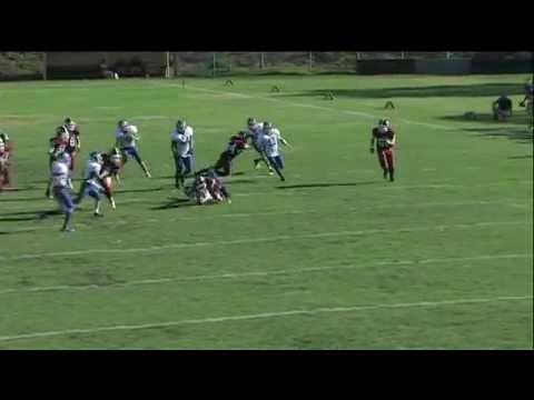 Alex Gaylis Football-San Diego Jewish Academy