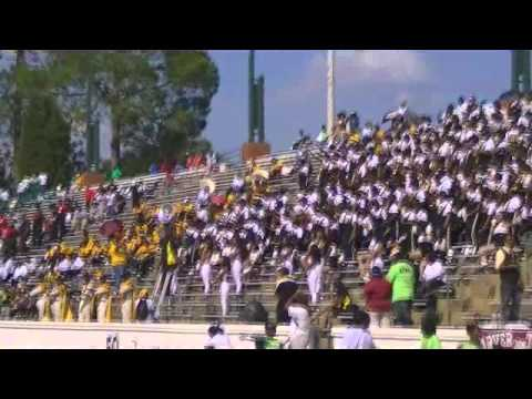 FOUNTAIN CITY BOTB-ALABAMA STATE VS ALBANY STATE NECK 2011