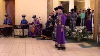 Бурятский свадебный обряд.Танец