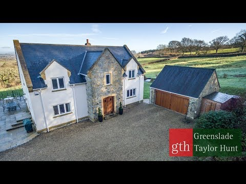 Greenslade Taylor Hunt - Curland House - Taunton - Property Video Tours Somerset