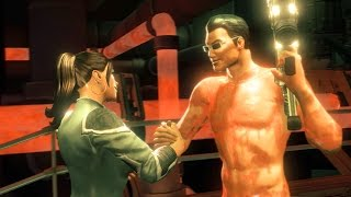 Welcome Back! Babe Rescues Johnny Gat on Alien Spaceship (Saints Row 4 | Female)