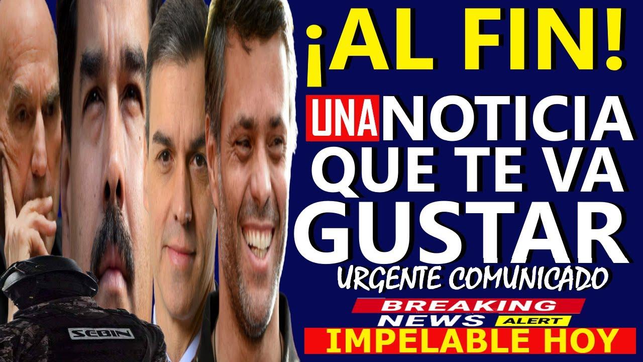 🔴HACE 5 MINUTOS, EE.UU ANUNCIA CONTRA IRAN Y VZLA - MADURO ASUSTADO - ESPAÑA DENUNCIA AL TIRANO HOY