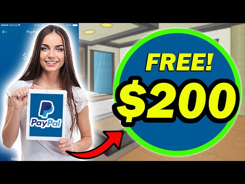 Earn PayPal Money FREE & FAST ($200 IN 30 MINS)