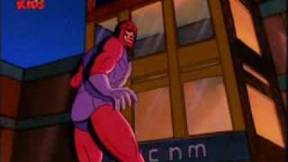 X Men Ssn 1- Ep1 part1 ( The Night of the Sentinels)