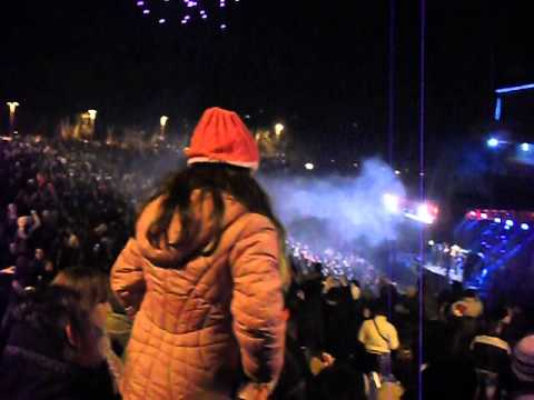 BOR,SERBIA 01.01.2013,FIREWORK