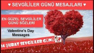 Sevgililer Günü Mesajları, 2019 En güzel sevgililer günü sözleri, ♥♥ 14 Şubat ♥♥ Valentine's Day ♥♥