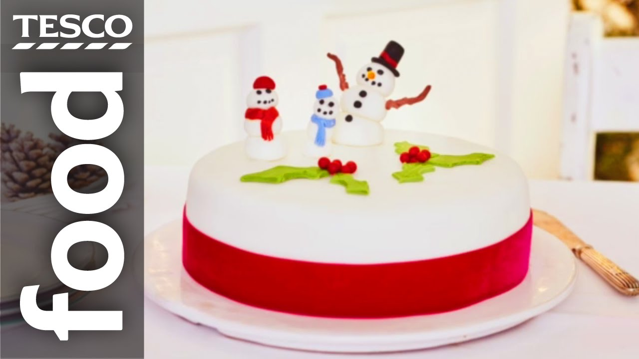 How to make christmas cake - How To Make Christmas Cake 53
