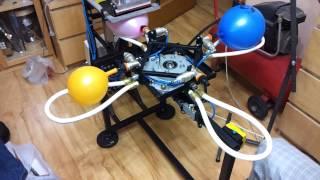 видео печать на шарах