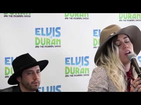 Miley Cyrus   Malibu Acoustic  Live 2017