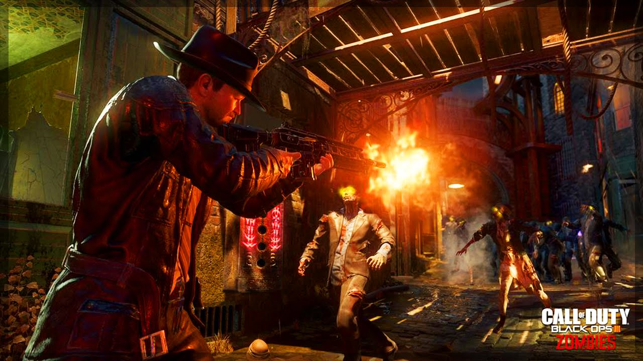 black ops 3 zombies reveal official trailer shadows of