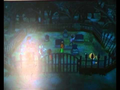 Wii Party 4-Player Minigames - Zombie Tag