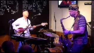 """Bill Evans & his Soulgrass band @ Moody jazz cafè - """"Kings & Queens"""""""