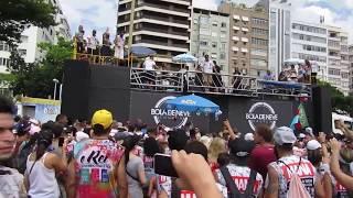 Carnaval2018 Rio de Janeiro Bola de Neve - Christafari - Hosanna