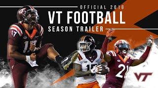    Official Virginia Tech Football 2018 Season Trailer   