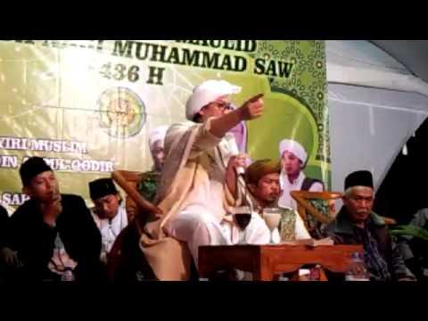 Kh Muhyiddin Abdul Qodir_rende 110315