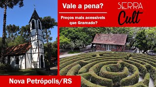 5 motivos para visitar Nova Petrópolis | O que fazer na Serra Gaúcha