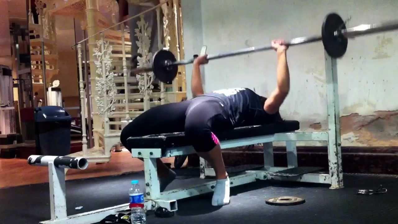 pierde în greutate bench press)