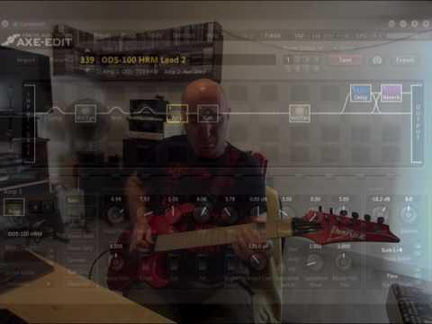Q7.02 presets - Modern blues